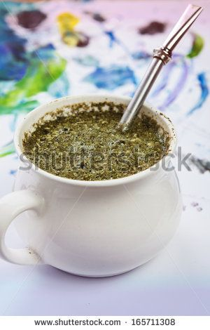 Composition of Yerba Mate  by SirChopin, via ShutterStock