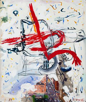 Simon Stone - A Retrospective Exhibition at Standard Bank Art Gallery in Johannesburg, brought to you by What's On!