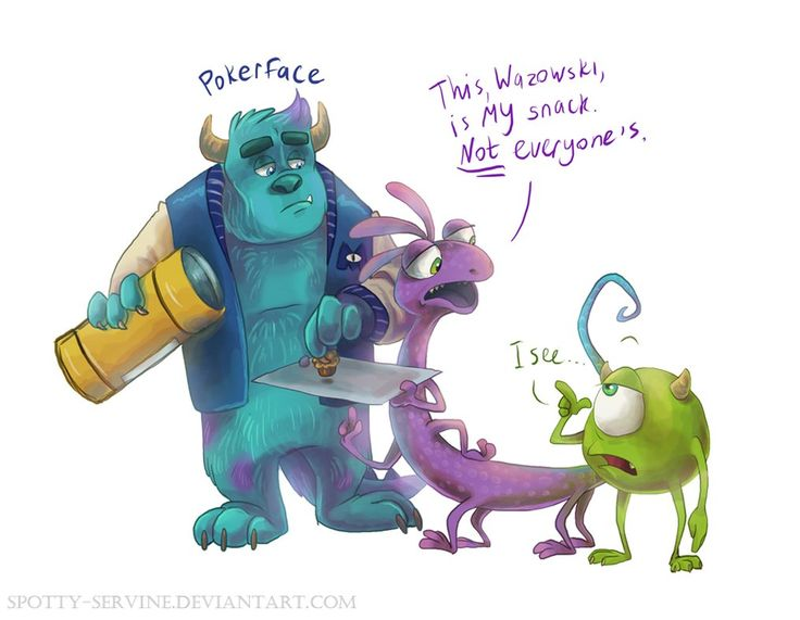 138 Best Monsters Inc. Images On Pinterest