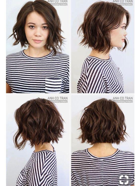 6 Ideas de cortes de cabello muy cortos para mujer El cabello corto - cortes de cabello corto para mujer