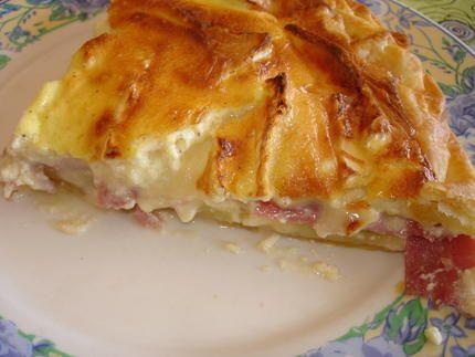 Quiche+aux+pommes+de+terre+,jambon+cru+et+camembert