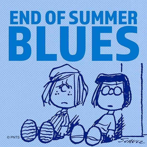 Pin By Valmez On Peanuts Summer Quotes Funny Snoopy Last Day Of Summer