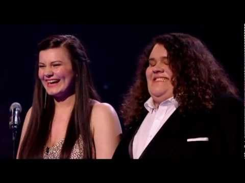 Jonathan & Charlotte performing The Prayer live on the Britain's Got Talent Final 12th May 2012. Watch their amazing first TV performance of 'Vero Amore' here: http://www.youtube.com/watch?v=vrSDB7mEFyI