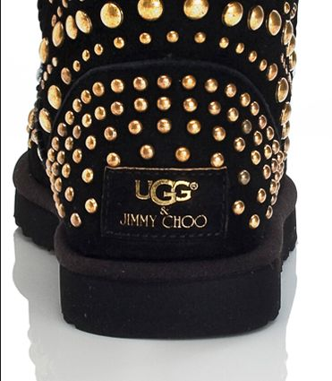 Jimmy Choo studded UGG's a girl can dream right ;)