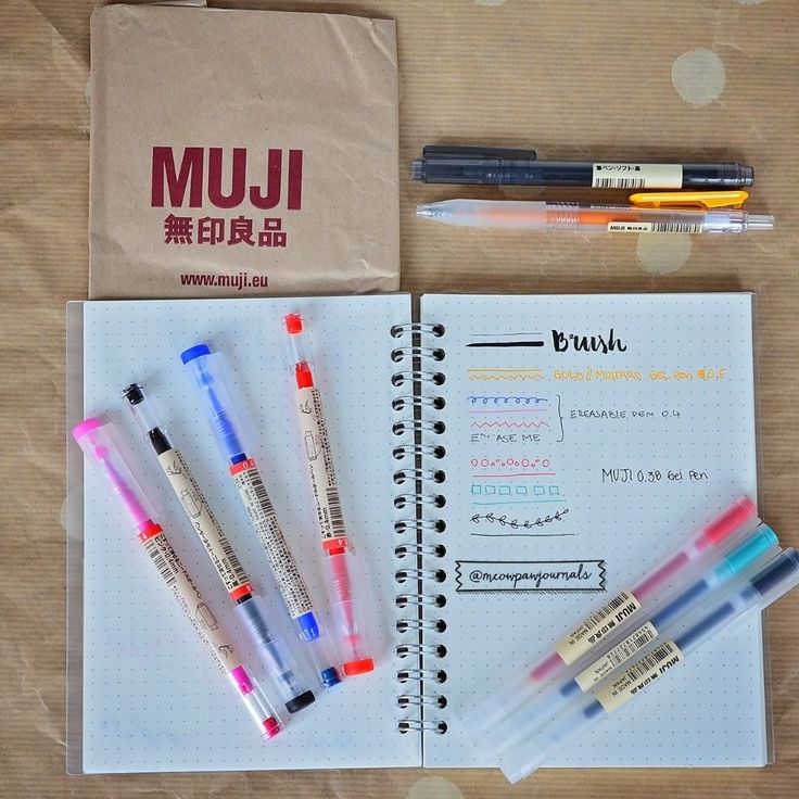 [Visit my FB for direct link to the MUJI EU you can grab it from my profile here ] Today I have a small Haul from MUJI these are pens and notebooks I wanted to buy for a while but I really needed to see them in real so in #Paris I had the change to go the big #MUJI store and grab some goodies with me. Here you will see the notebook B6 which is a little bit bigger than the A6 size and I really liked this size and also the notebook which doesnt have a very white pages they are more like off…