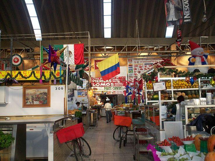 Los mejores mercados de la ciudad para comer delicioso