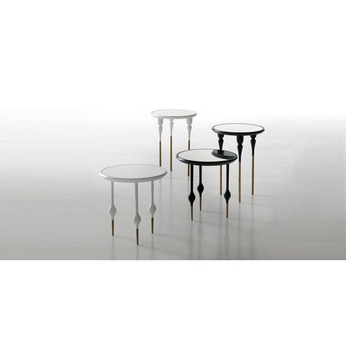 Fjørde U0026 Co Jermyn Tall Side Coffee Table