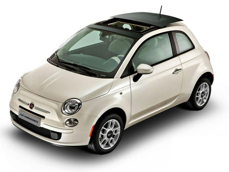 fiat 500 :) love this car
