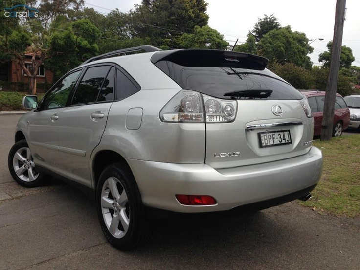 2005 Lexus RX330 Sports Luxury MCU38R
