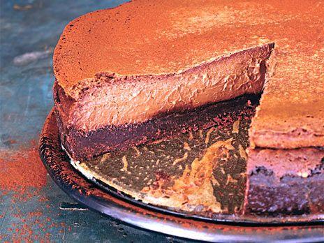 Cheesecake med choklad | Köket.se