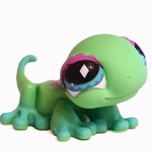 Littlest Pet Shop #530 Gecko Walmart Pairs