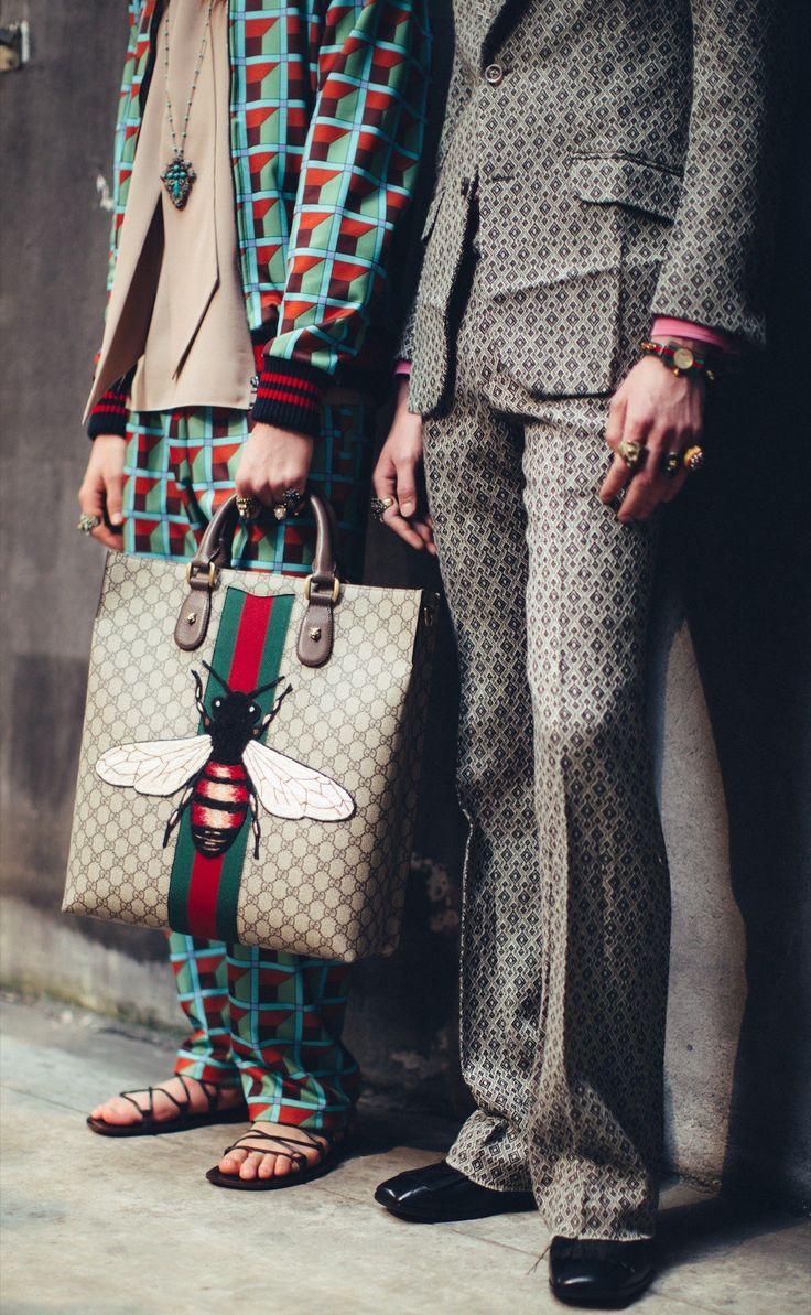 Gucci menswear fall winter 2016/2017 milan