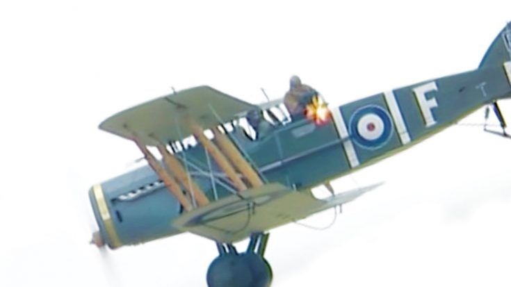 These WWI Warbirds Were More Maneuverable Than You'd Expect