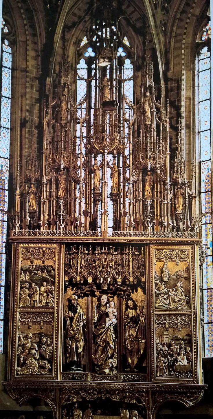Hochaltar, Levoca Slowakei, 1508-1517