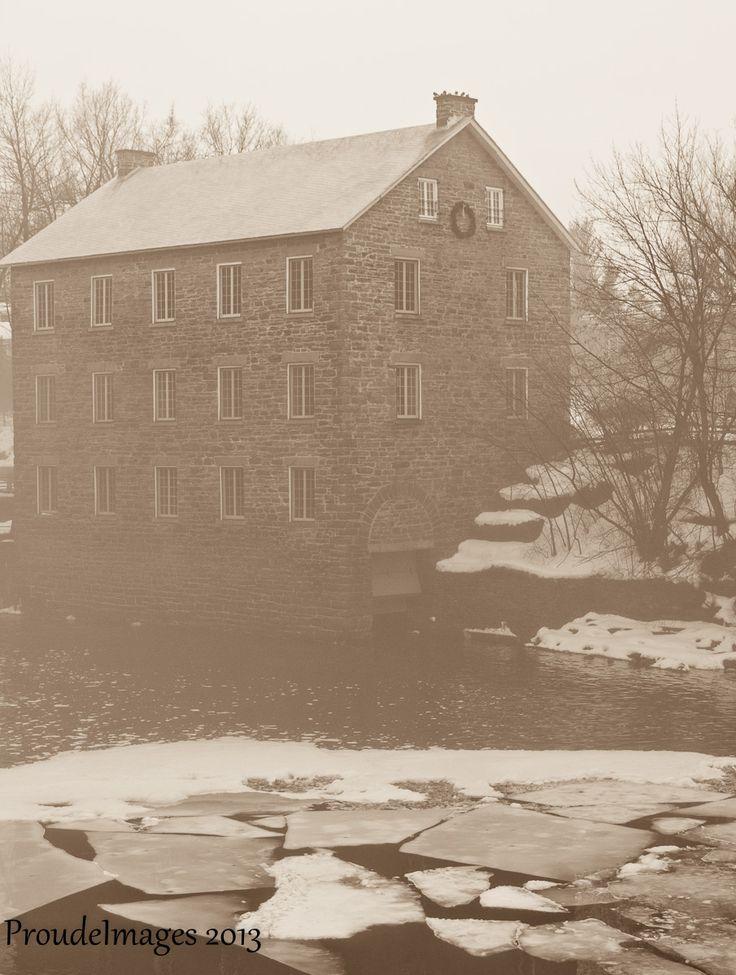 Watson's Mill, Manotick