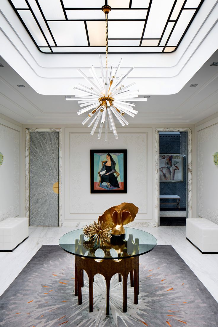 Contemporary Foyer Uk : Best ideas about entrance foyer on pinterest