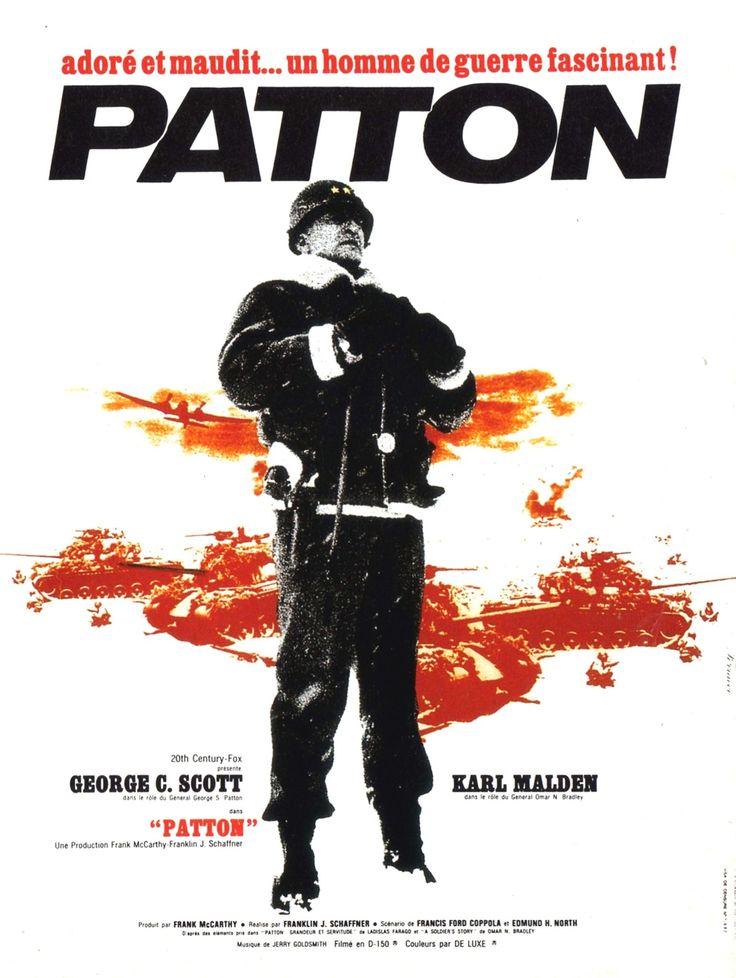 Patton, Franklin J. Schaffner