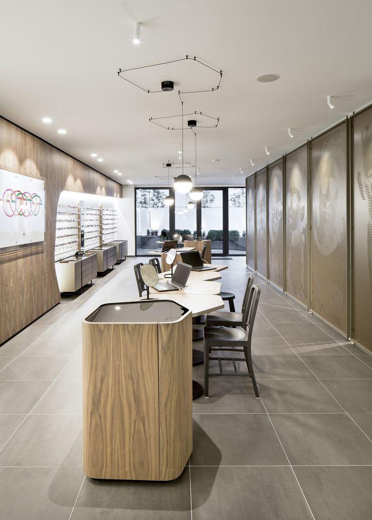 Triodos Bank's first physical branch   Work   Pinkeye designstudio #pinkeyedesign