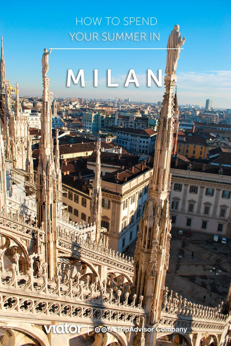 what is milan like to visit