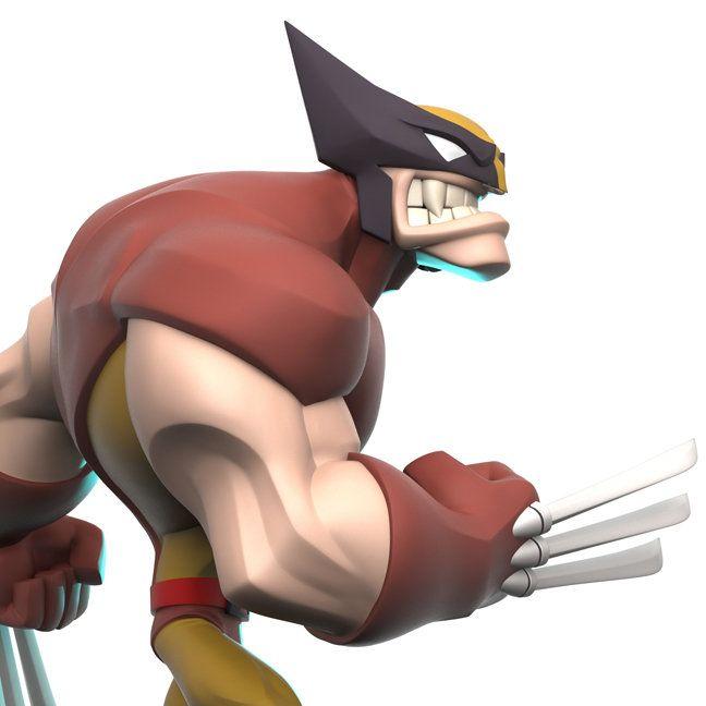 Wolverine, Thomas Sincich on ArtStation at https://www.artstation.com/artwork/wolverine-a05a49ba-74c4-4136-97bc-bfc2c0dc86f7