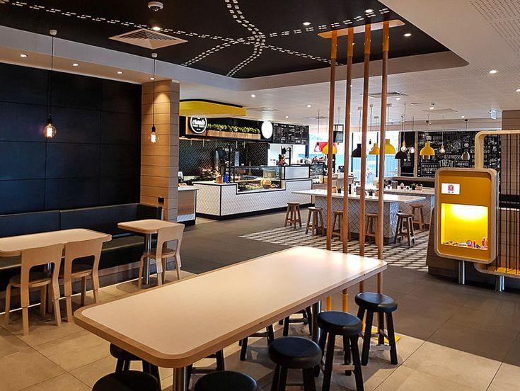 Mcdonalds – Pimpama. Shopfitting Signage & Graphics by Trivision Brisbane Queensland Australia. #Shopfitting #fitout #cabinetmaking #architecture #design #drafting #signage #signs #fabricatedlettering #retail #retaildesign #construction #signwriting #trivision #trivisionshopfitting #timber #brisbane #autocad #sketchup #corel #coreldraw #topsolid #pytha #adobeillustrator #adobephotoshop #shopforshops