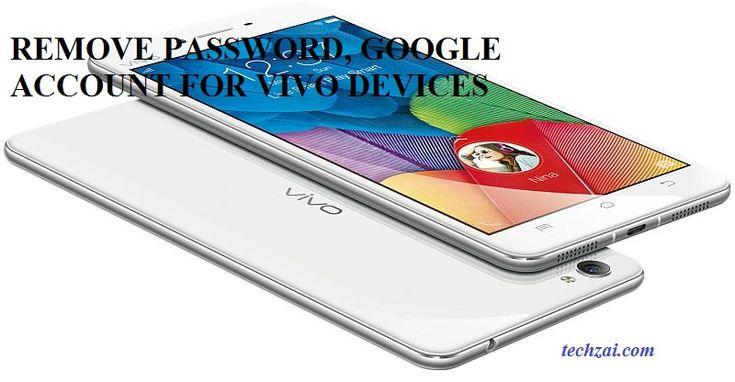 How To Remove Passcode Lock Screen, Google Account For Vivo Devices