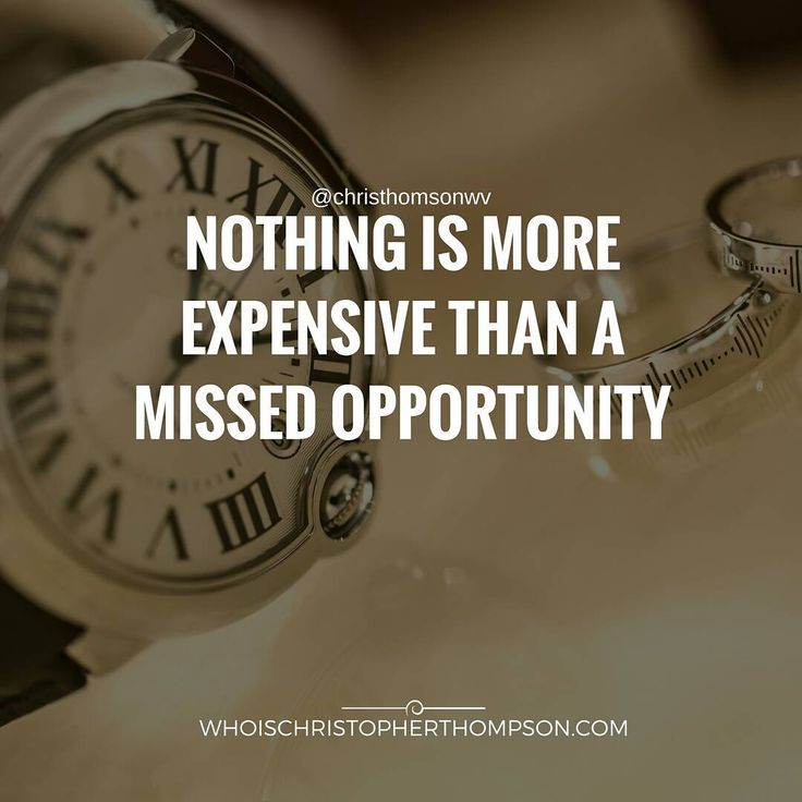 Opportunity Quotes Pinterest: Best 25+ Missed Opportunity Quotes Ideas Only On Pinterest