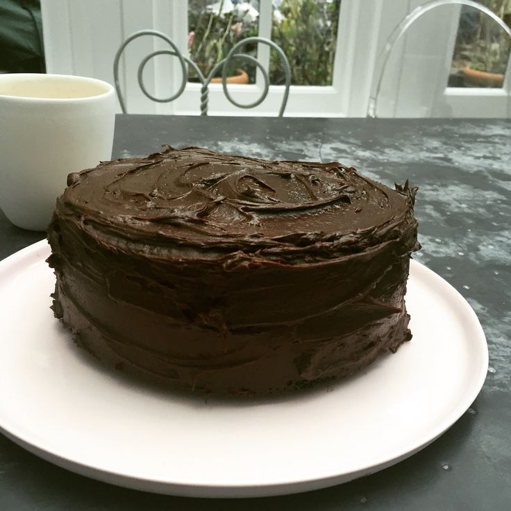 New Top Secret Chocolate Cake!