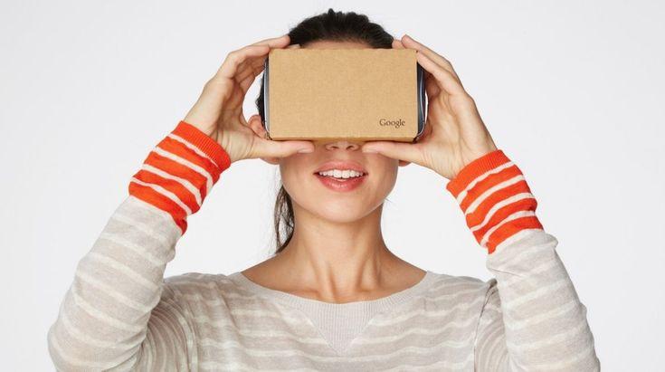 The best Google Cardboard VR apps