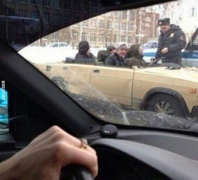 Cabrio w Rosji #Rosja #Cabrio
