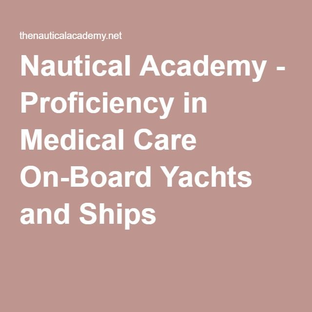 Next week, from the 11th-14th April, The Nautical Academy Crew Training will be running ‪#‎MCOBS‬ - Medical Care On-board Ship. Click below to secure your place on the course and book online (visit our website, choose your course and scroll to online booking system at bottom of page) or email bookings@thenauticalacademy.net or phone +34 931 720 255