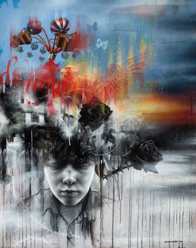 Characters By Dale Grimshaw - London (United Kingdom)