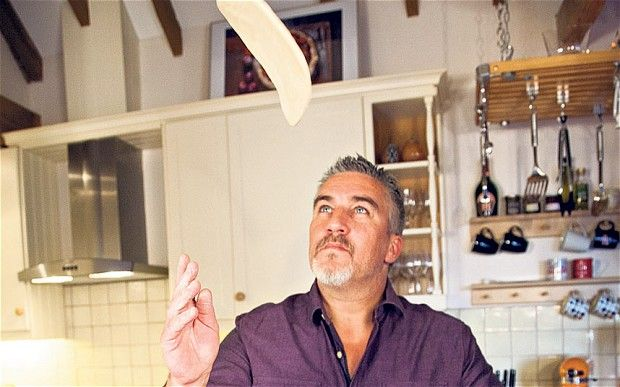Paul Hollywood's perfect pizza recipe