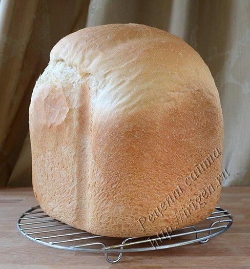 хлеб с манкой в хлебопечке
