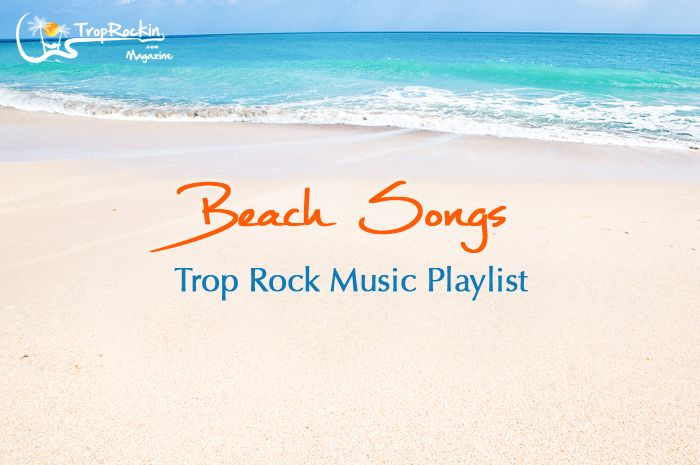 15 Beach Songs you'll love. Each song will get you in the mood for a fun day or night playing on the beach. Perfect for your summer playlist!