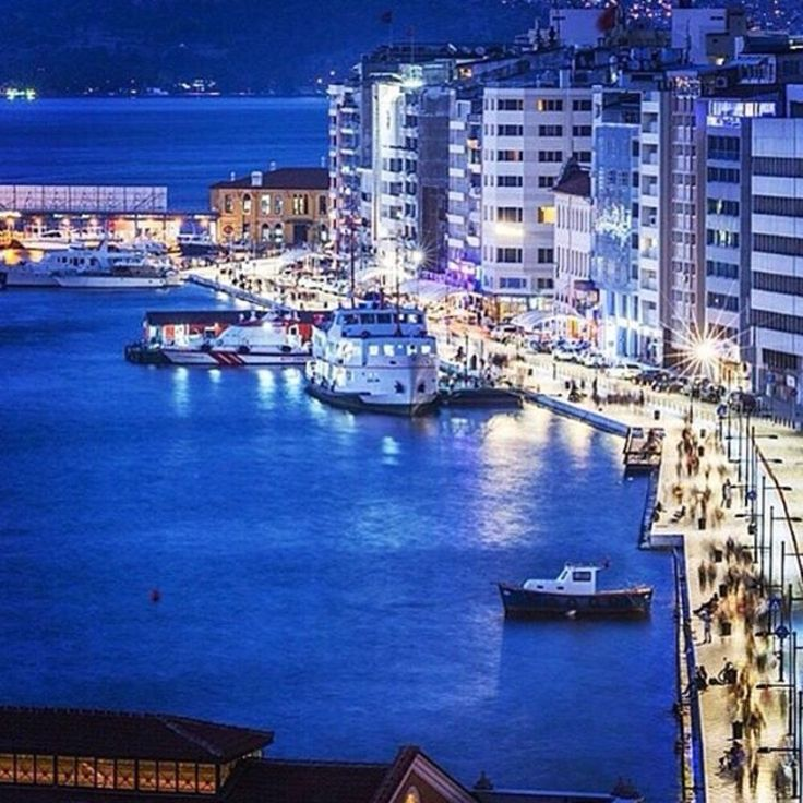 ✿ ❤ Pasaport, İzmir / Turkey...