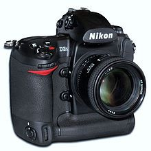 Digital single-lens reflex camera - Wikipedia, the free encyclopedia