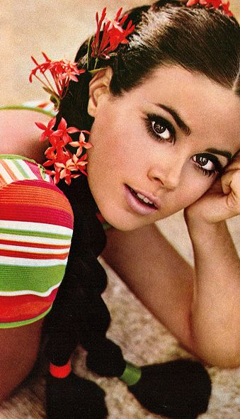 Colleen Corby  - My favorite model from the 1960's!  :-)