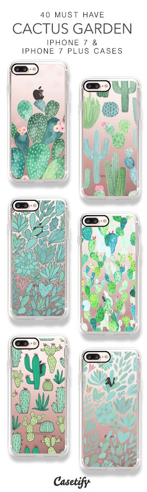40 Must have Cactus Garden iPhone 7 Cases & iPhone 7 Plus Cases here > https://www.casetify.com/collections/top_100_designs#/?page=2&vc=G076tErxe6