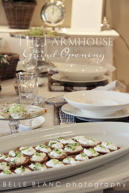 """I wrote several times about """"The Farmhouse"""" a cute litte  shoppe in Mannheim City. Now the owners of this shoppe had their Ga..."""