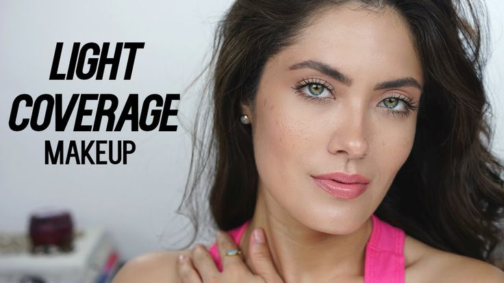 How To Get a Flawless Light Coverage | Melissa Alatorre - YouTube