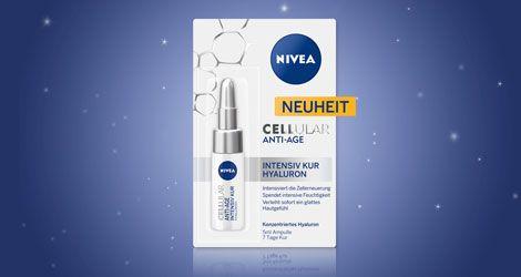 #Nivea #Kosmetikproben #Deutschland #produkttester #gewinnspiel #Kosmetik  Nivea cellular anti age test Jetzt ausprobieren! http://www.produktekostenlos.de/kosmetikproben/nivea-cellular-anti-age-test.html