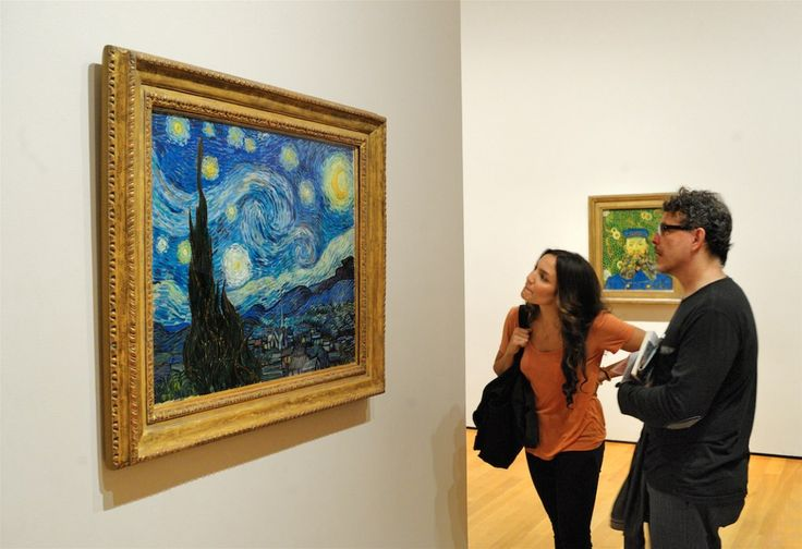 Museum of Modern Art – New York, New York | 27 Art Destinations Around The World To Visit Before You Die