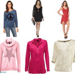 Heine, Vero Moda, Only, Bench, Buffelo und mehr Damen Fashion