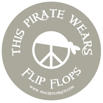 Pirates wear Flip Flops