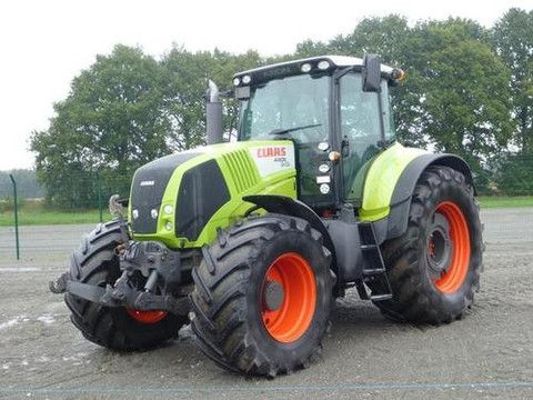Claas Arion 510 520 530 540 610 620 630 640 Tractor Operation Maintenance Service Manual # 1 Download