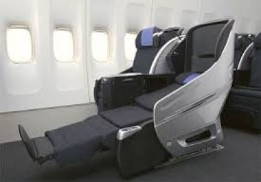 Have you ever asked yourself why don't  airplanes stack bunk-beds in the cabin of the plane instead of their uncomfortable chairs. Considering some flights last as long as 8 hours wouldn't bunk beds be a better fit such commercial beds?