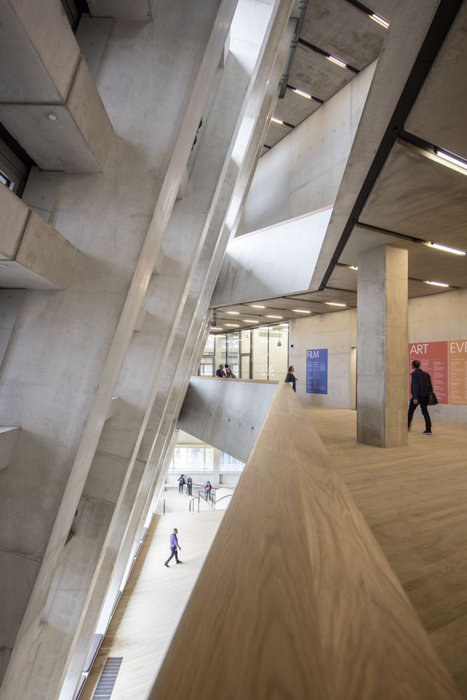 Gallery of Gallery: Herzog & de Meuron's Tate Modern Extension Photographed by Laurian Ghinitoiu - 16