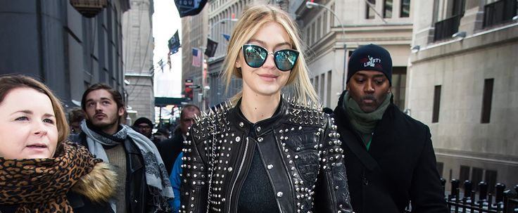 21 Times We Wanted Gigi Hadid's Outfit