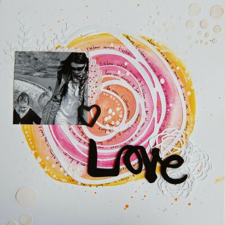 Love: Layout   Neocolors II